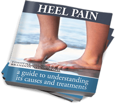 Washington Heel Pain Center Heel Pain Book